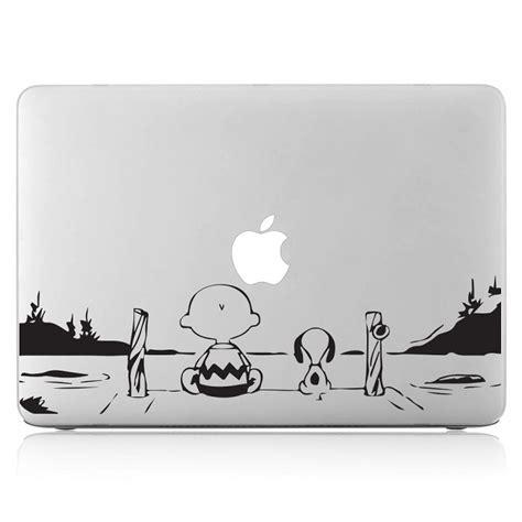 Vinyl Aufkleber Macbook by Snoopy Laptop Macbook Vinyl Decal Sticker
