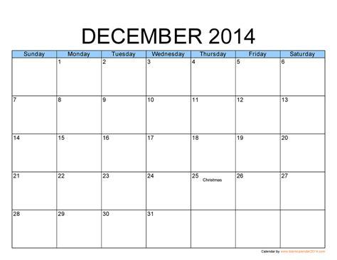 Calendar For December 2014 December 2014 Calendar Calendar