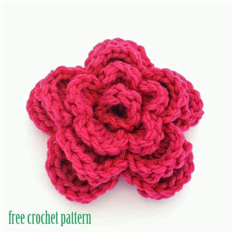 printable crochet instructions uk free crochet pattern crocheted spring flower