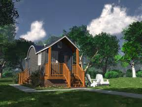 Green Small House Plans Wildflower Ii Tiny Green Cabins
