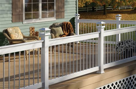 mi deck railings autumnwoodconstructions blog