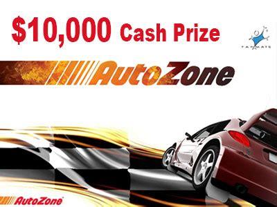 Autozone Sweepstakes - www autozonecares com win autozone cares survey sweepstakes 10 000 cash prize