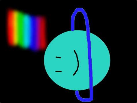 what color is uranus pin colour of uranus on