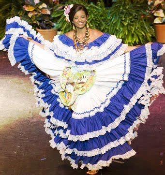 what clothes do venezuelans wear on christmas traditional costume of liqui liqui for flowing ruffled dresses and floral