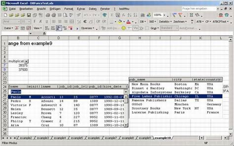 unrecognized database format excel query excel addin for database querying by user defined