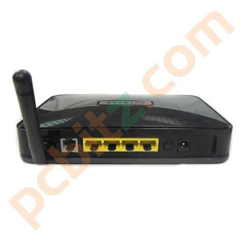 Wireless Router Netgear Dgn 1000 150 Router With Adsl2 Splitter netgear n150 dgn1000 adsl router ebay