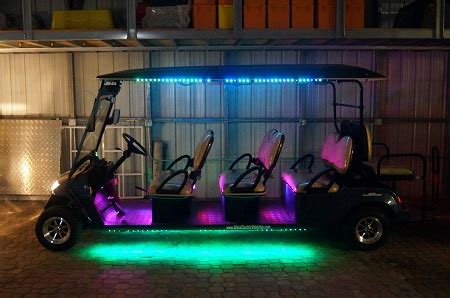 golf cart led light strips 18 amazing led lighting ideas for your project
