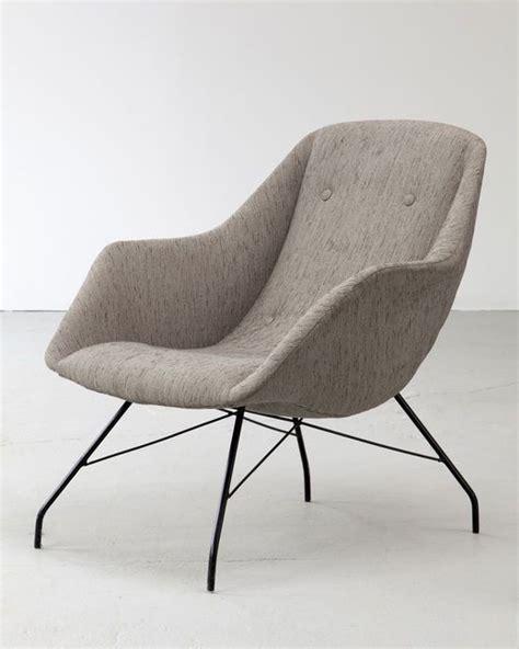Lounge Armchair Design Ideas Carlo Hauner And Martin Eisler Enameled Metal Lounge