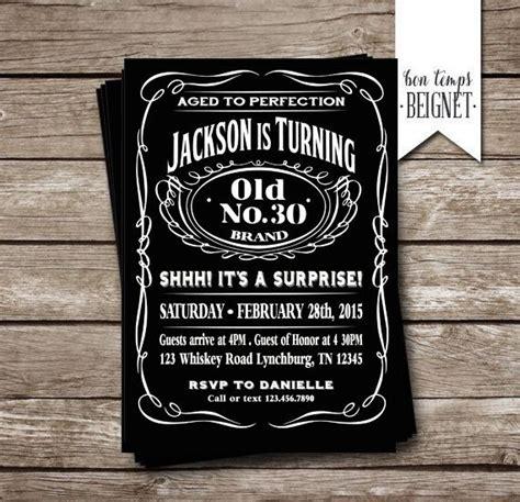 Jack Daniels Invitation Template Orderecigsjuice Info Aged To Perfection Invitation Template Free