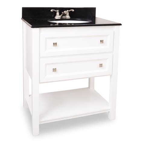 White Bathroom Vanities 31 Adler White Bathroom Vanity Van066 Bathroom Vanities Bath Kitchen And Beyond
