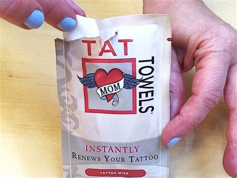 family tattoo grayslake mundelein based company introduces tat towels