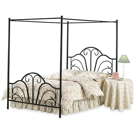 Black Metal Canopy Bed Black Metal Canopy Bed