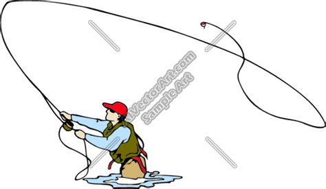Pancing Flying Lure fly fishing pictures clip