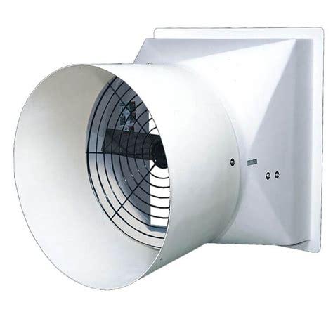 As 24 Fiberglass Fan Agri Ap 24 Quot Performer Fan With Cone App 24fc Agri Sales Inc