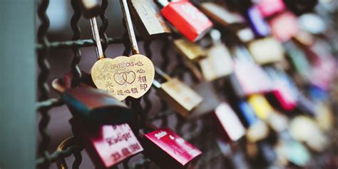 images of love locks love locks the history and appeal huffpost
