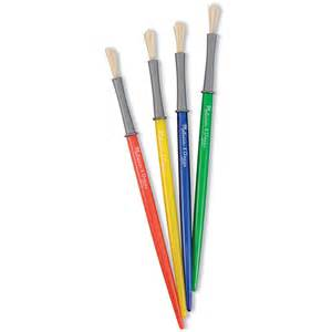 Kids fine paint brush set 14115