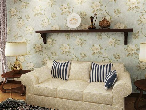 country style sitting rooms american country style wallpaper sitting room new home