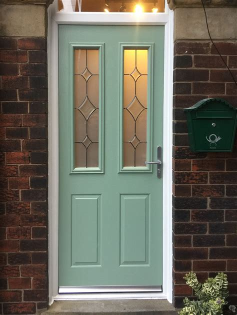 Fully Fitted And Supply Only Upvc Composite Doors By We Fitting A New Front Door