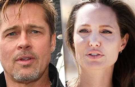 Brad Angelinas Custody Battle by Brad And Angie S Custody Battle It S On