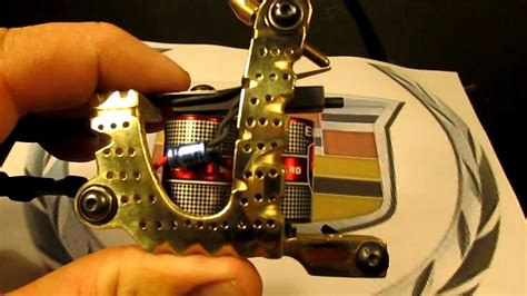 eikon tattoo machines solid brass eikon machine 4 sale ebay