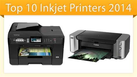 pretty best printers for home on top ten inkjet printers