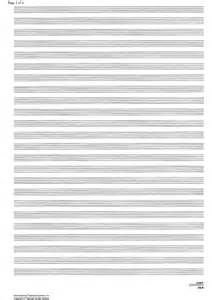 How To Make Manuscript Paper - manuscript paper 24 6 sheet for piano and