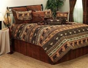 jackson moose elk rustic cabin lodge bedding