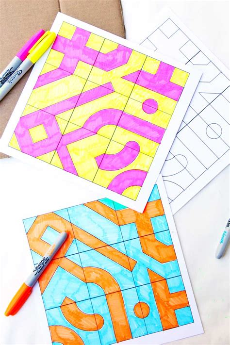 tiling pattern games math game idea infinity tiles babble dabble do
