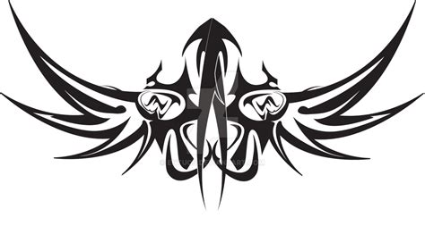 tribal tattoo png tribal vector by entuos on deviantart