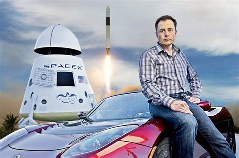 Paypal Tesla Elon Musk Spacex Pics About Space