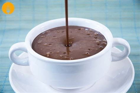 como hacer porras en casa receta para hacer chocolate casero para churros y porras