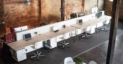 Desk Space Sydney by Commune Collaborative Warehouse For Creatives Shared