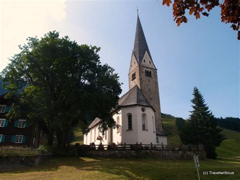 Beautiful Church Social Media Policy #5: Mittelberg-church-st-jodok.jpg