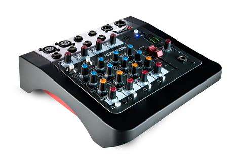 Mixer Allen Heath Terbaru allen heath zed 6 mixer analogico compatto 4 canali