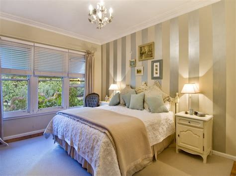 beige bedroom design idea   real australian home bedroom photo