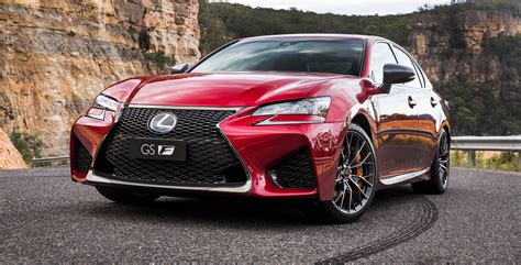 gsf lexus 2016 2016 lexus gsf pricing and specifications car news and