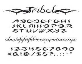 font tribal 2000 designer