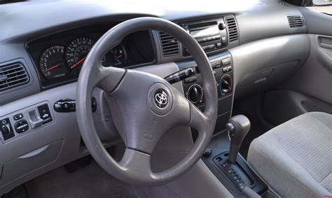 Toyota Corolla 2007 Interior 2007 toyota corolla pictures cargurus