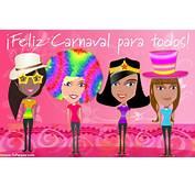 Tarjeta De Carnaval Para Amigas Ver Tarjetas