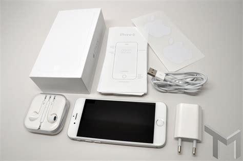 iphone 6 vid 233 o de d 233 ballage contenu de la bo 238 te test mobile fr