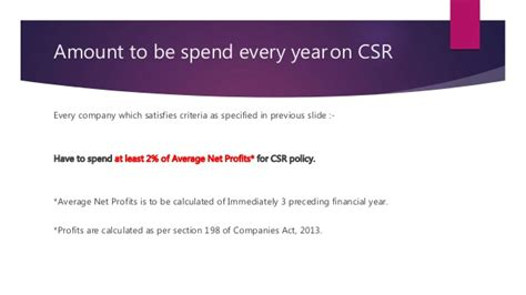 section 135 csr section 135 of companies act 2013 corporate social autos