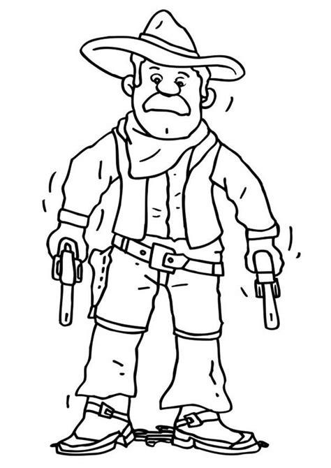 cowboy guns coloring pages guns pcs coloring pages