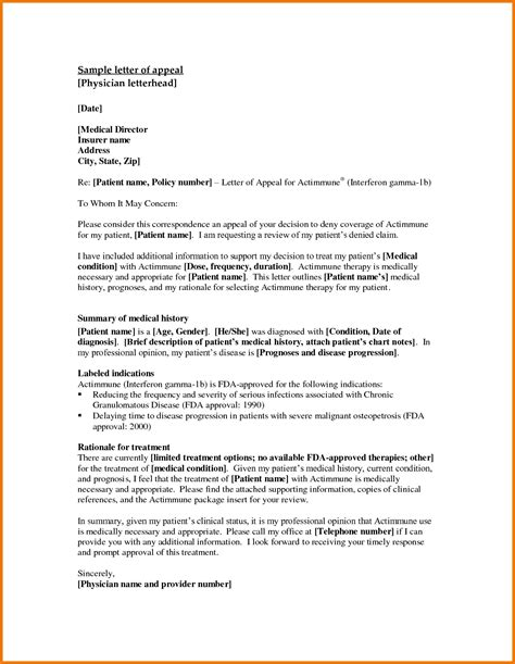 College Letter Appeal How To Write An Appeal Letter For College Readmission Cover Letter Templates