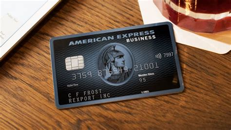 American Express Business Black Card