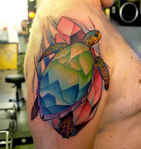 40 magnificent sea turtle tattoos we love tattooblend