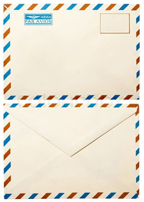 st goes on what side which side of the envelope does the st go on old envelope