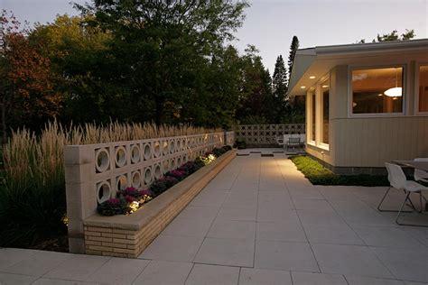 mid century modern patio mid century modern patio ground one