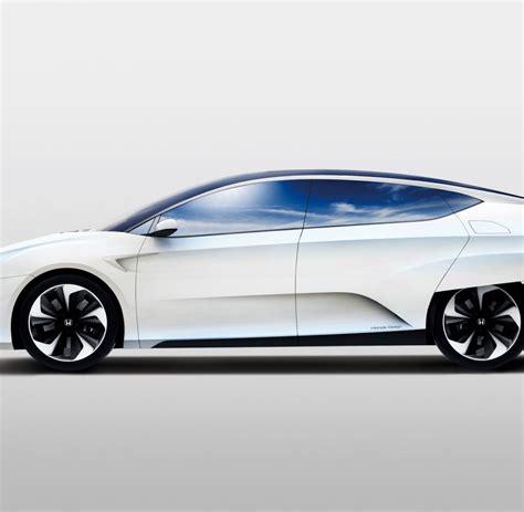 Brennstoffzellenauto Honda by Brennstoffzellen Auto Bis M 228 Rz 2016 Honda Fcv Welt