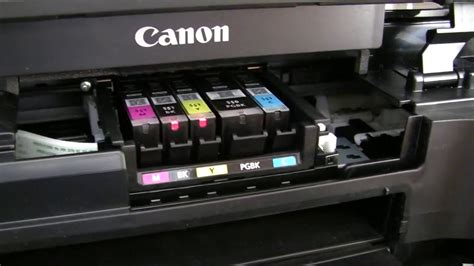 Switch Catridge 6 In 1 how to change the ink cartridges on a canon mg6650