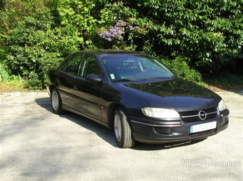 view of opel omega 3 0 v6 24v photos features and